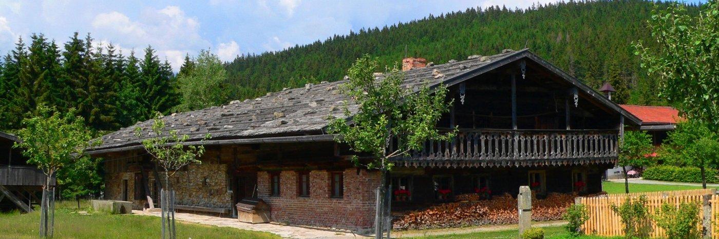 Sehenswürdigkeiten in Finsterau Mauth - Ausflugsziele & Freizeit Aktivitäten