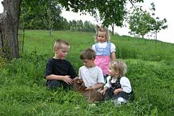 Urlaub auf dem Bauernhof - Wohlfühl und Wellness Urlaub Kinderferien Urlaub mit Kindern
