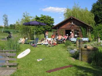 fischer-urlaub streichelzoo-bauernhof-ferienhaus-oberpfälzer-wald