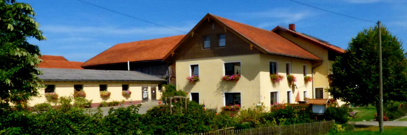 Bauernhof Ferien in Cham Bauernhofferien nähe Tschechien Urlaub
