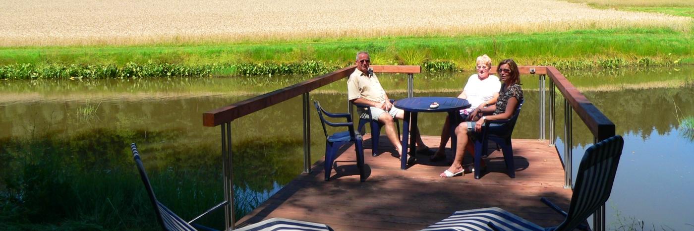 Ferienwohnung in Roding Unterkunft für Angler am Regen Fluss bei Neubäu