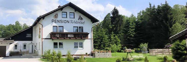 Pension Fohlenhof in Frauenau Familienurlaub Reiturlaub und Urlaub mit Hund