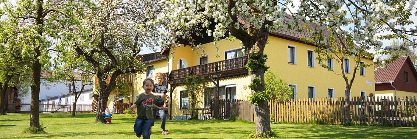 Ferienhaus Frank in Schwarzenbach Ferienwohnungen in Tirschenreuth