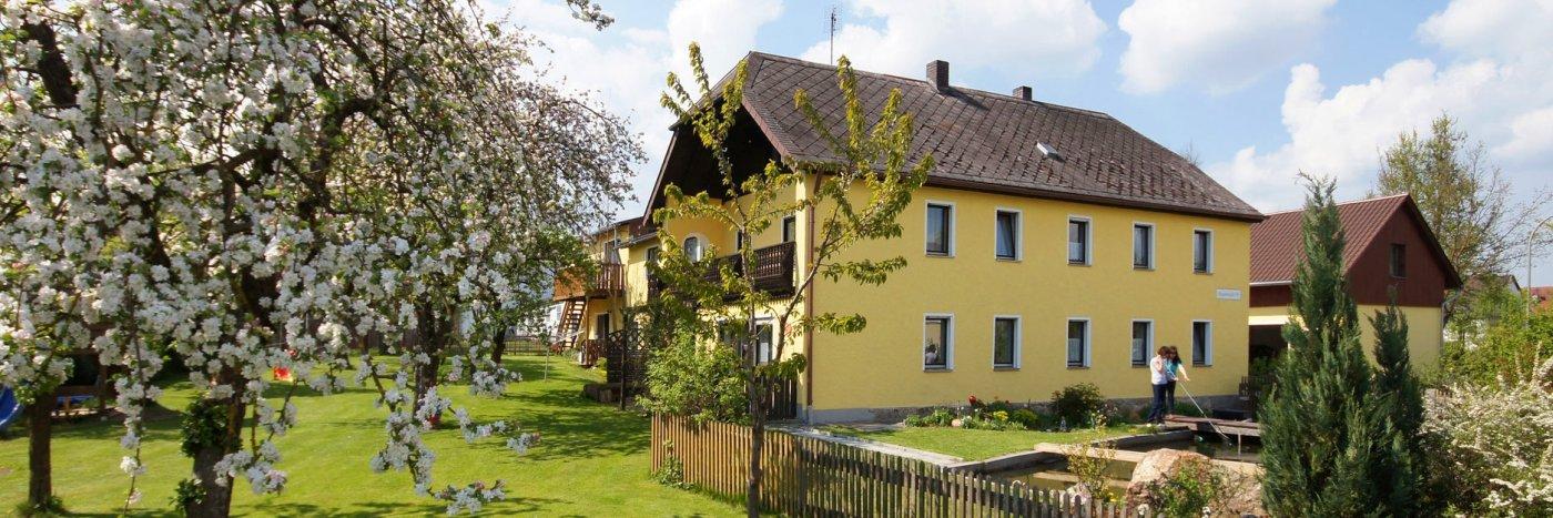Urlaub auf dem Bauernhof bei Tirschenreuth Bauernhofurlaub am Frank Ferienhof