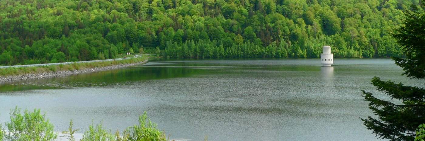 Trinkwassertalsperre Sehenswürdigkeiten in Frauenau Ausflugsziele & Freizeitaktivitäten
