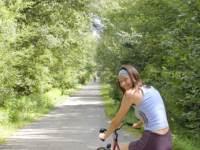 Radfahren in den Herbstferien Bayerischer Wald