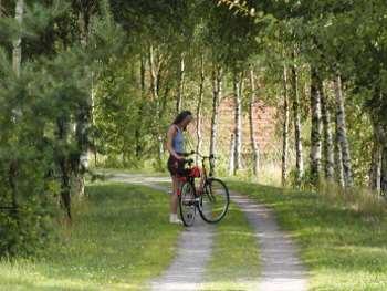 Radwege Regensburg Cham Arber Rad fahren Urlaub in Bayern