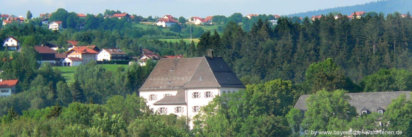 Sehenswürdigkeiten in Freyung Ausflugsziele, Highlights, Attraktionen