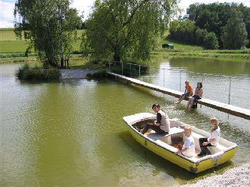 Ausreiten im Urlaub in Deutschland - Bayern - Oberpfalz Kinderreiten