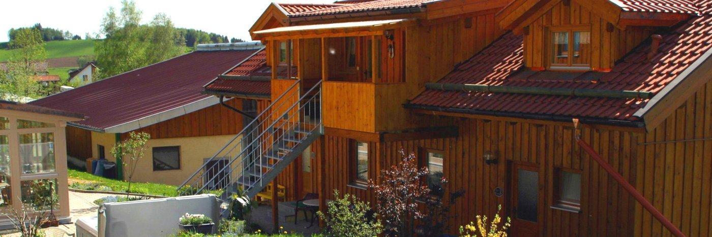 Waldkirchen Ferienhaus bei Freyung Holzhaus bei Passau und Röhrnbach