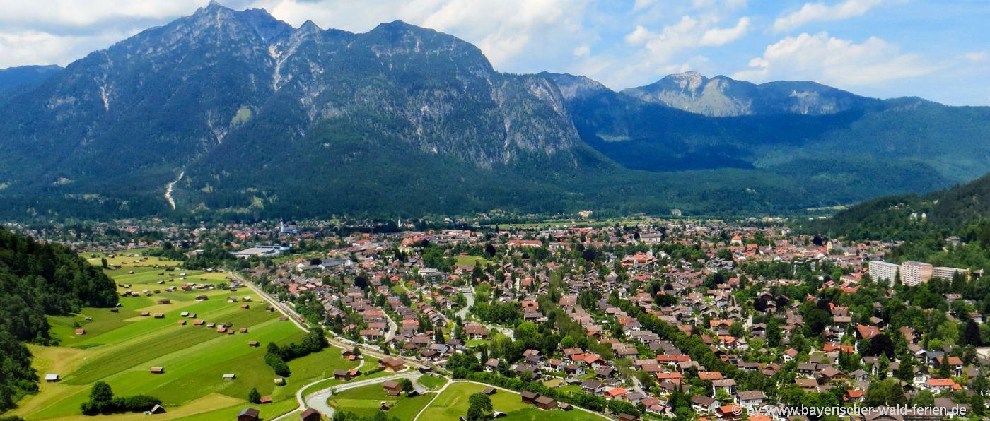 garmisch-partenkirchen-tourismus-allgäu-ausflugsziele