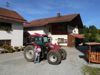 Bauernhofurlaub in Böbrach