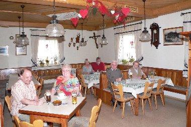 Ferien in Bayern Gasthaus Pension gut bürgerlich