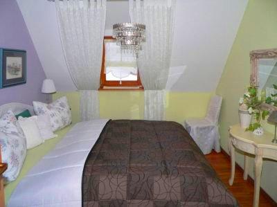 Unterkunft Bayerwald Ferienwohnung - Schlafzimmer Doppelbett