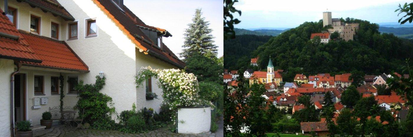 Deutschland Fremdenzimmer buchen in Bayern Bayerischer Wald