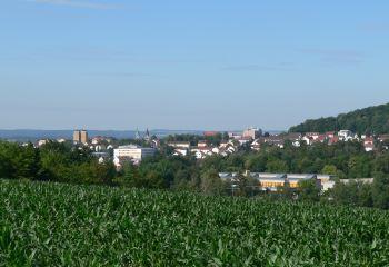 Chamer Freizeitland Urlaub Kreisstadt Cham