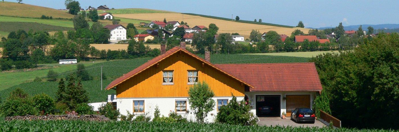 Bayerischer Wald Ferienwohnung mit 8 Betten für Bayern Urlaub