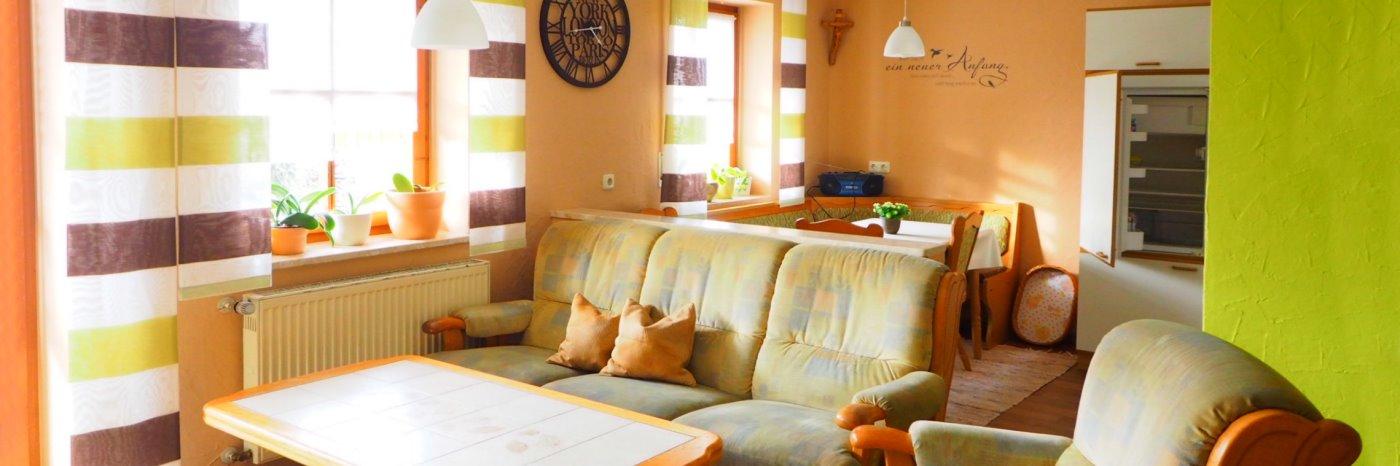 Chamer Freizeitland Ferienwohnung für Senioren und Familien mit Kindern