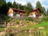 Ferienhaus Selbstversorger Ferienhütte Almhütte im Bayerischen Wald
