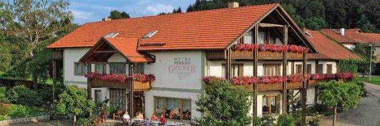 Landhotel im Bayerischen Wald in Herzogau Ansicht
