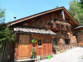 Berghütte für 12 Personen im Bayerwald in Süddeutschland