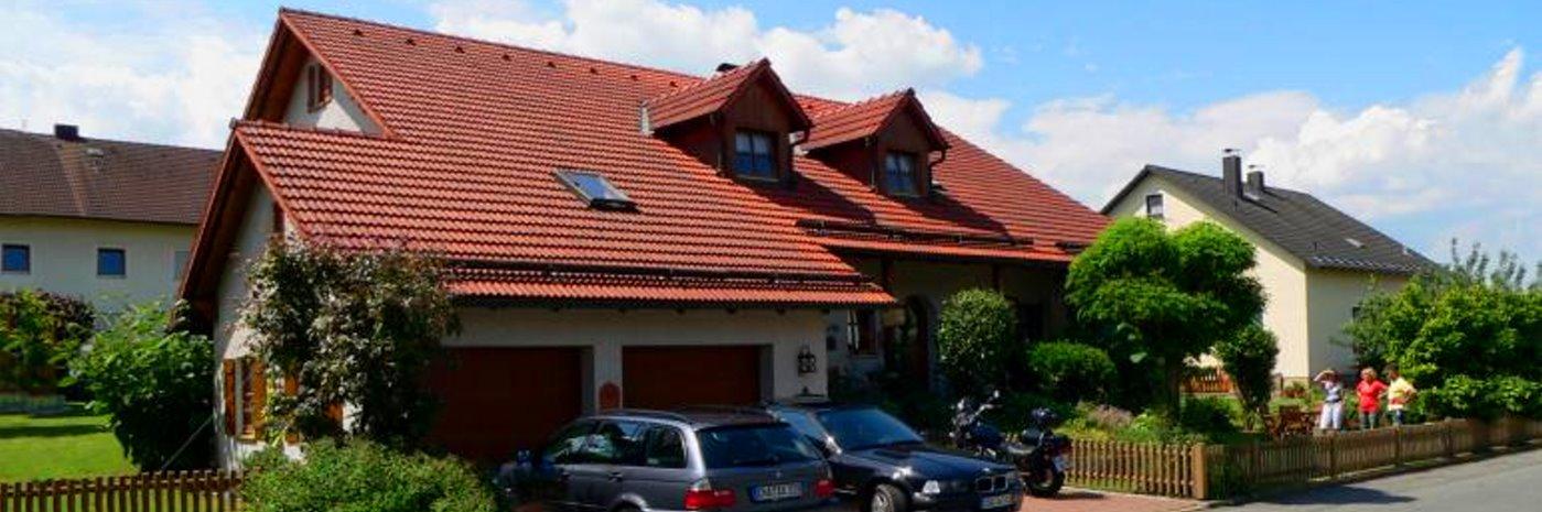 Bayerischer Wald Ferienwohnung mit Sauna und Solarium in Bayern