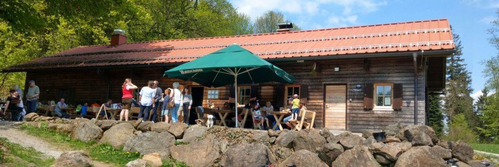 Bayerischer Wald Gruppenhaus mit Verpflegung Frühstück Vollpension in Bayern