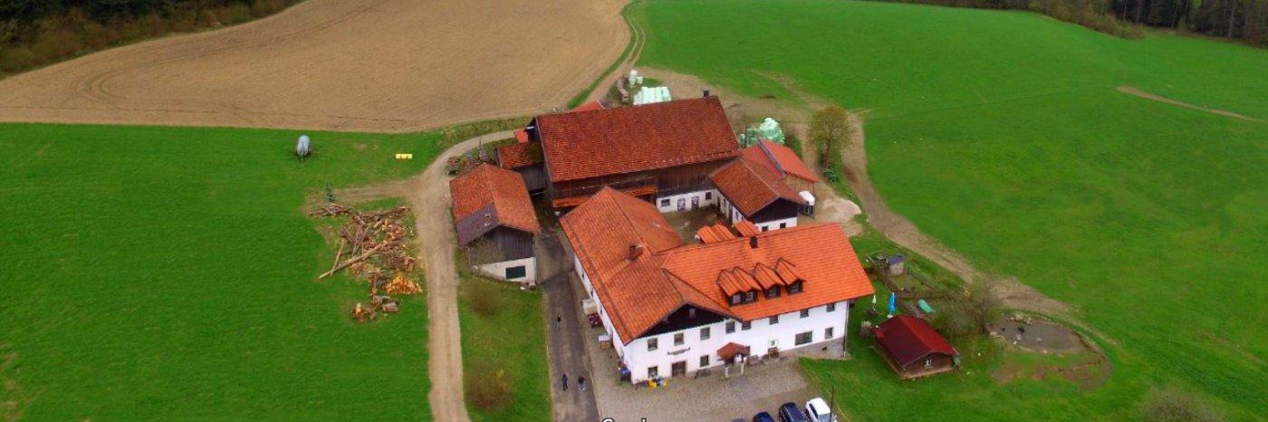 Bauernhof Urlaub Zimmer mit Halbpension in Bayern