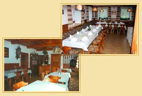 Bauernhof mit Frühstück oder Halbpension im Bayerischen Wald - Abendessen, Halbpension in Bayern - geselliges Beisammensein