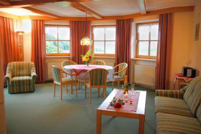Gästehaus im Landkreis Regen - Pension Hacker bei Patersdorf, Gotteszell