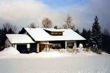 Winterurlaub im Bayerischen Wald in der Ferienwohnung Hackl