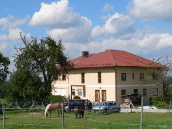 Bauernhof mit Pool im Bayerischen wald