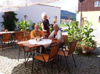 Hotel Gruppenangebote Bayern Biergarten in Deutschland
