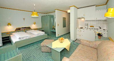 Hotel mit Ferienwohnung Neukirchen Übernachtung