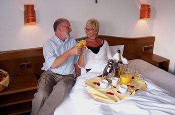 Genießer Angebot Zimmer in Deutschland