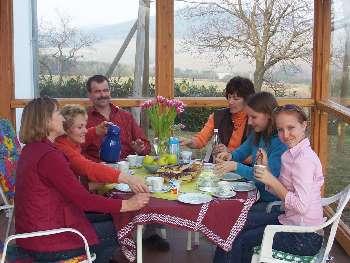 Familienferien in Bayern im Bayerwald in der Ferienwohnung Haus Barbara