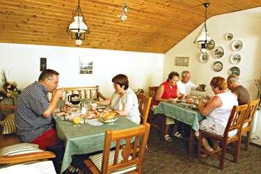 Pension und Ferienwohnung bei Waldmünchen Zimmer mit Frühstück