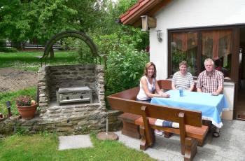 Pension Ferienwohnungen in Gotteszell Zimmer und Übernachtung