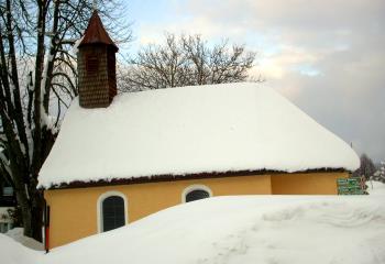 Winterurlaub in der Gemeinde Kirchdorf im Wald nähe Eppenschlag