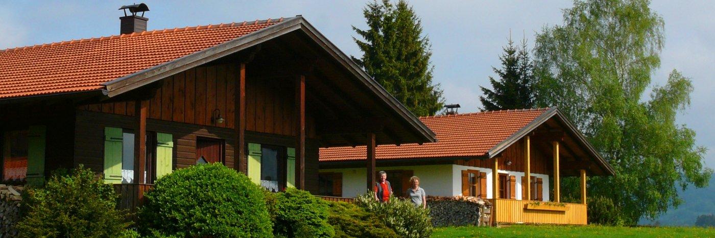 Ferienwohnung und Ferienhaus Bungalow mieten Bayern in Deutschland