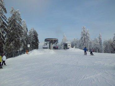 Winterurlaub im Skigebiet Hochficht bei Passau Hauzenberg