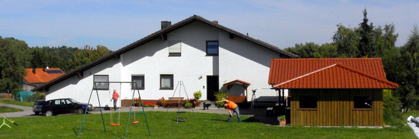 Familienferien in der Oberpfalz Ferienwohnung am Bauernhof in Ostbayern