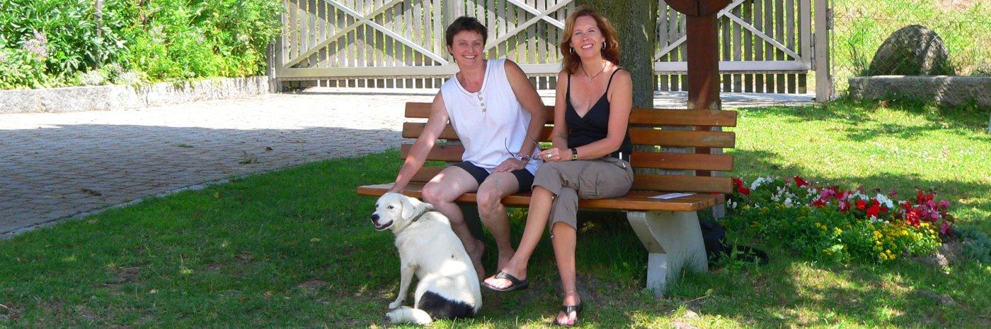 Urlaub am Gesundheitshof in Bayern Kneipphof Bayerischer Wald