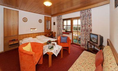 Einzelzimmer, Doppelzimmer oder Familienzimmer