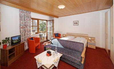 Hotel Bayerischer Wald - Doppelzimmer, Komfortzimmer, Dreibettzimme