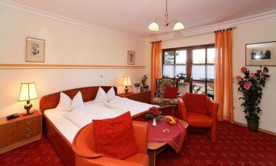 Hotel Bayerischer Wald Doppelzimmer Komfortzimmer Familienzimmer