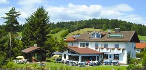 Bayerwald Hotel in Rinchnach - Hotel mit Animation Programm