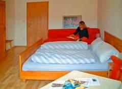 Bilder der Zimmer Vilshofen - Einzelzimmer, Doppelzimmer oder Familienzimmer nähe Außernzell