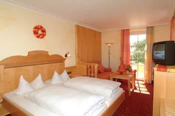 Bilder der Doppelzimmer im Hotel Gasthof Weber im Landkreis Regen