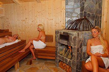Sauna Hotel Übernachtung in Bayern im Bayerwald